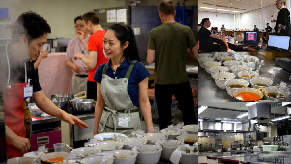 Yamato Noodle school training facility