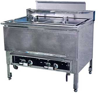 Heavy-Duty Noodle Cooker