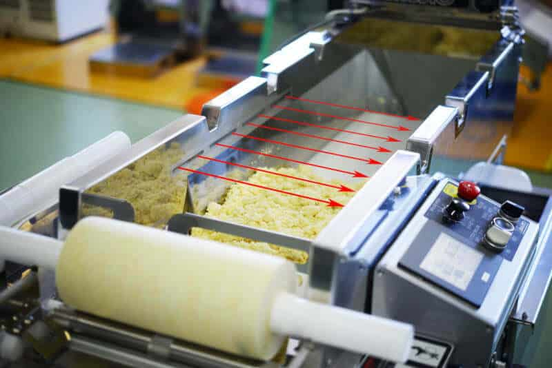 noodle making machine Richmen Gold - Safety features to protect users from getting injured