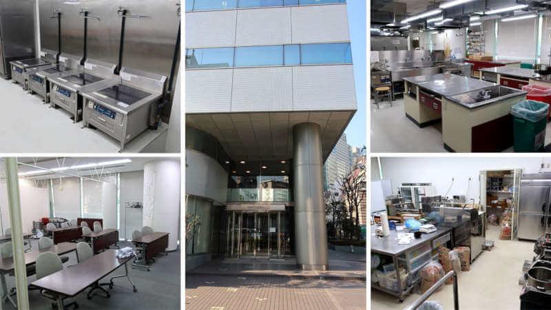 Yamato Mfg. Tokyo office