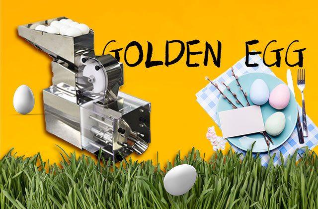 鸡蛋去皮机